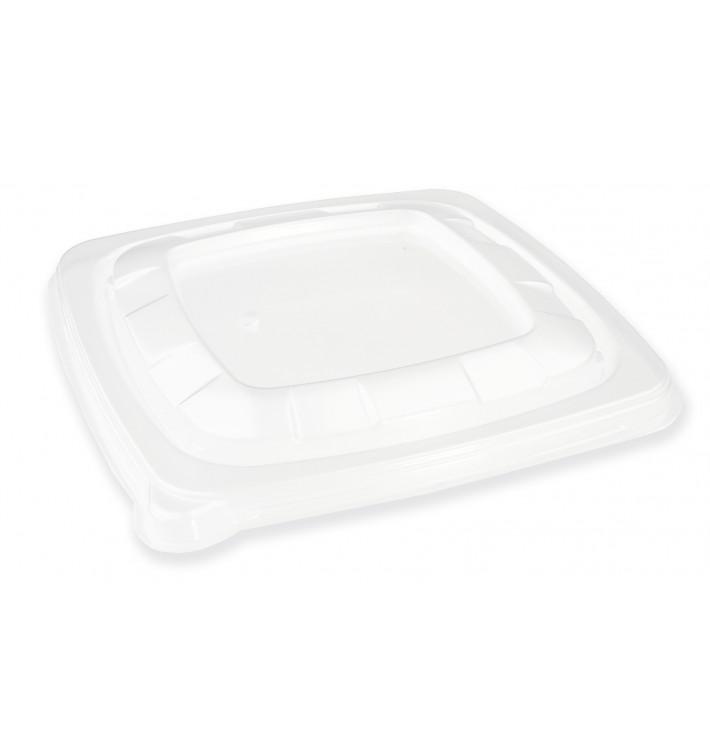 Tapa de Plastico Transparente para Bol 130x130mm (500 Uds)