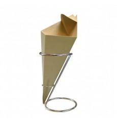 Cesta Presentación Acero Ø11,5x18cm (1 Ud)