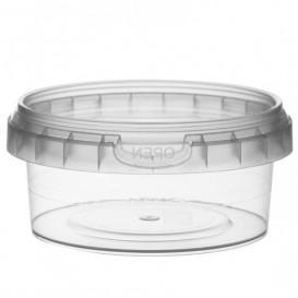 Envase de Plastico redondo inviolable 180 ml Ø9,5 (504 Uds)