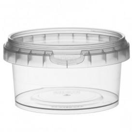 Envase de Plastico redondo inviolable 210 ml Ø9,5 (247 Uds)