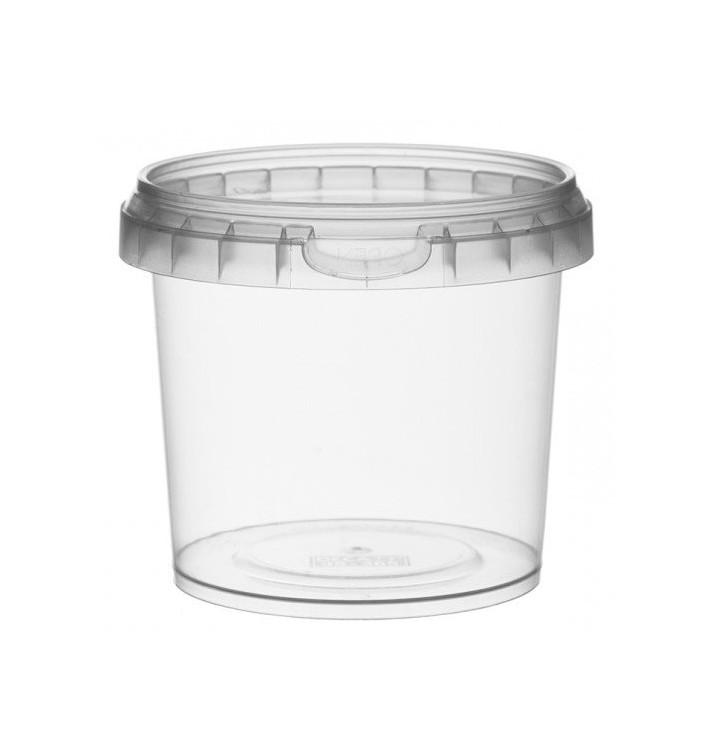 Envase de Plastico redondo inviolable 365 ml Ø9,5 (228 Uds)