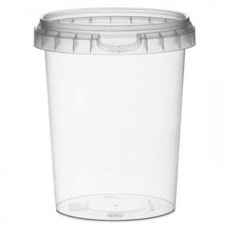 Envase de Plastico con Tapa Inviolable 520 ml Ø9,5 (19 Uds)