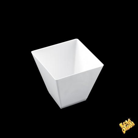 Vaso Degustacion Rombo Blanco 95 ml (500 Unidades)