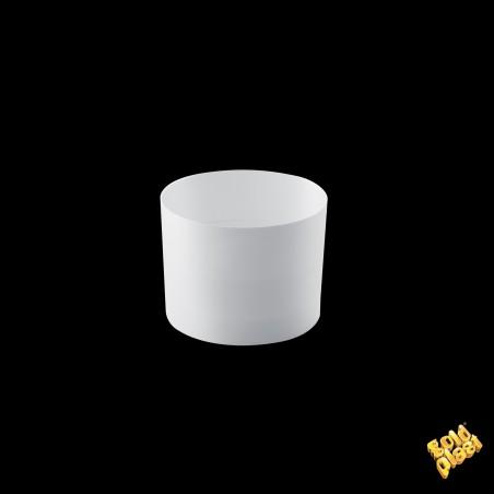 Vaso Degustacion Zero Blanco 60 ml (15 Uds)