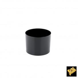 Vaso Degustacion Zero Negro 60 ml (15 Uds)