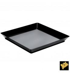Bandeja Degustación Medium Negro 13x13 cm (192 Uds)