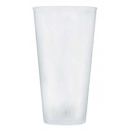 Vaso de Plastico Cocktail 470ml PP Transparente (420 Uds)