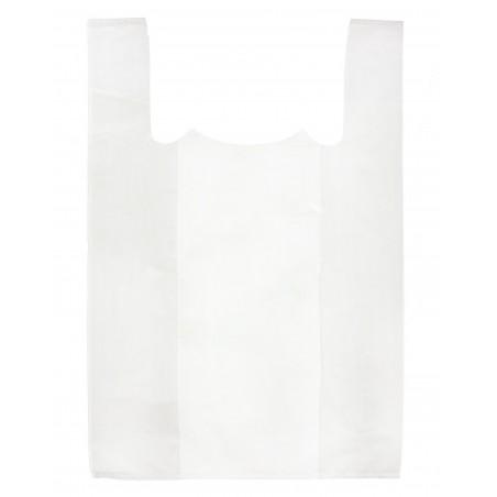 Bolsa Plastico Camiseta 70x80cm Blanca (400 Unidades)