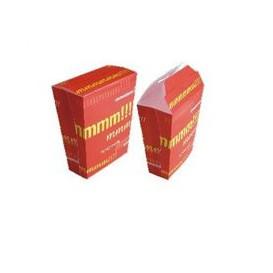 Envase Cerrado para Fritas (Paquete 45 unidades)