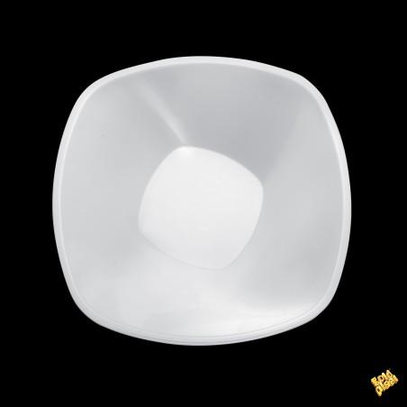 Bol de Plastico Blanco Ø210mm 1250ml (3 Uds)
