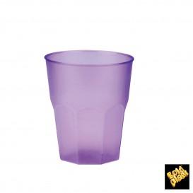 Vaso de Plastico Naranja PP 250ml (20 Uds)