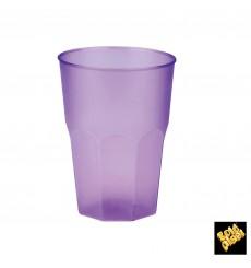 """Vaso de Plastico """"Frost"""" Lila PP 350ml (420 Uds)"""