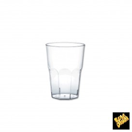 Vaso Plastico Chupito Transp. PS Ø60mm 120ml (500 Uds)