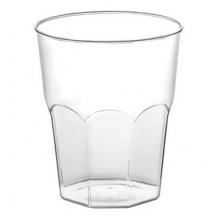 Vaso Plastico Chupito Transp. PS Ø40mm 20ml (50 Uds)