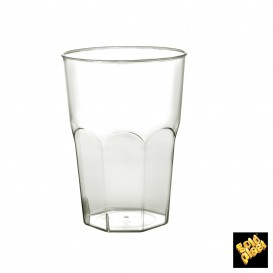 Vaso Plastico para Cocktail Transp. PS Ø84mm 350ml (200 Uds)