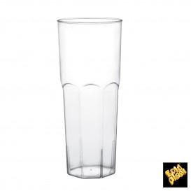 Vaso Plastico para Cocktail Transp. PS Ø84mm 350ml (200 Uds)
