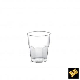 Vaso Plastico Chupito Transp. PP Ø45mm 50ml (50 Uds)