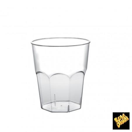 Vaso Plastico para Cocktail Transp. PP Ø84mm 270ml (200 Uds)