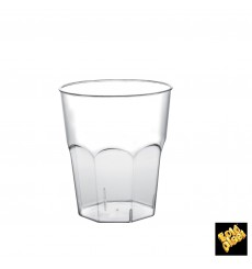Vaso Plastico para Cocktail Transp. PP Ø84mm 270ml (420 Uds)