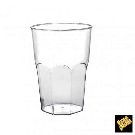 Vaso Plastico para Cocktail Transp. PP Ø84mm 350ml (200 Uds)