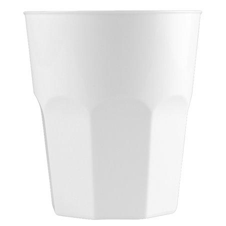 Vaso Plastico para Cocktail Blanco PP Ø84mm 270ml (200 Uds)