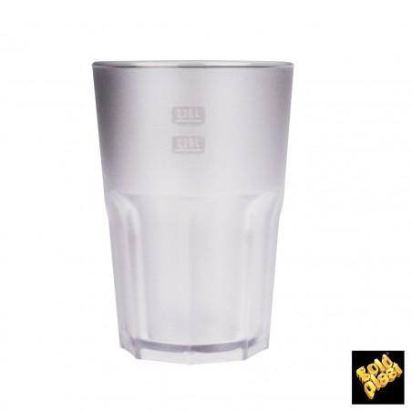 Vaso de Plastico para Cocktail Transp. SAN 400ml (75 Uds)