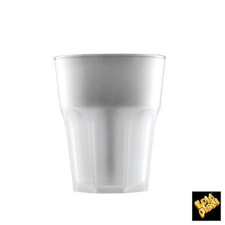 Vaso de Plastico Transparente PP Ø85mm 300ml (8 Uds)