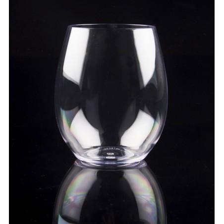 Vaso de Plastico Transparente TT 390ml (1 Ud)