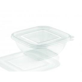 Bol de Plástico PET 750ml 190x190x40mm (50 Uds)