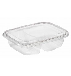 Bol de Plástico Ensaladera 180x140x40mm PET 600ml (390 Uds)