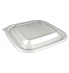 Tapa de Plástico para Ensaladera PET 170x170mm (50 Uds)