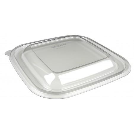 Tapa de Plástico para Ensaladera PET 170x170mm (500 Uds)