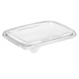 Tapa Plana Plástico para Ensaladera PET 18x14cm (1000 Uds)