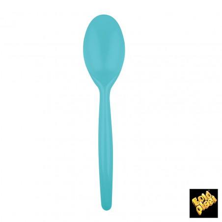 Cuchara de Plastico Easy PS Blanco 185 mm (20 Uds)