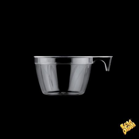 Taza de Plastico Design Transparente 190ml (900 Uds)