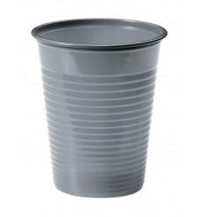 Vaso de Plastico Oro PS 200ml (50 Uds)
