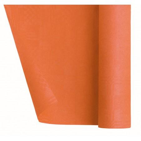 Mantel de papel 1,2x1,8m Naranja (25 Uds)