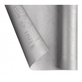 Mantel de papel 1,2x7m Naranja (25 Uds)