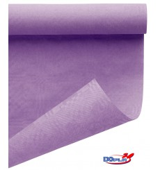 Mantel de Papel Rollo Lila 1,2x7m (1 Ud)