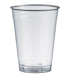 Vaso PLA Bio Transparente 250ml Ø7,3cm (1000 Uds)