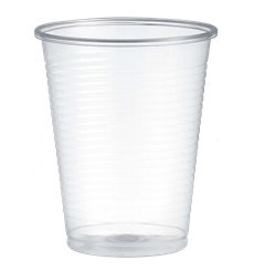 Vaso de Plastico PP Transparente 200ml Ø7,0cm (100 Uds)
