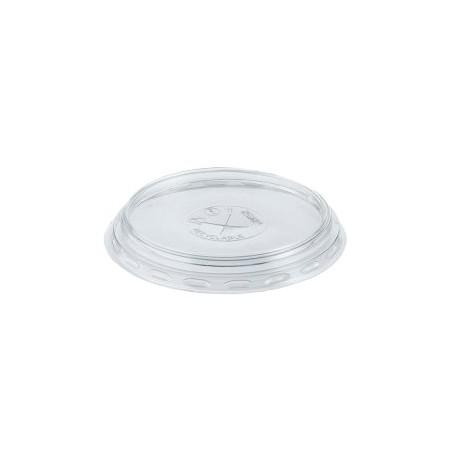Tapa PS Transparente Vaso 350, 400 y 500ml Ø8,3cm (100 Uds)