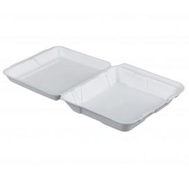 Envase Foam MenuBox Blanco 200x190mm (200 Uds)