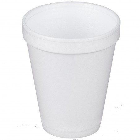 Vaso Termico Foam EPS 10Oz/300ml Ø8,6cm (1000 Uds)