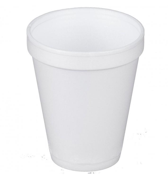 Vaso Termico Foam EPS 10Oz/300ml Ø8,6cm (25 Uds)