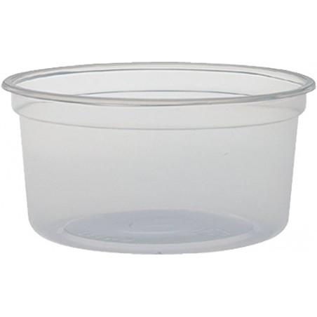 """Envase Termico PP """"Deli"""" Translucido 12Oz/355ml (1000 Unidades)"""