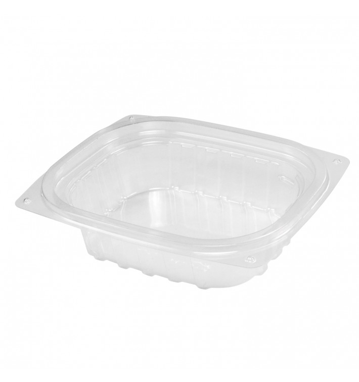 "Envase de Plastico PS ""Clear Pac"" Transparente 118ml (63 Uds)"