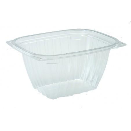 "Envase Plastico OPS ""ClearPac"" Transparente 473ml (63 Uds)"