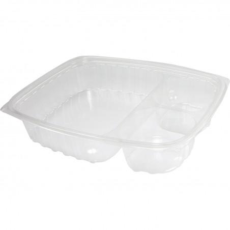 "Envase Plastico OPS ""ClearPac"" 3 C. Transp. 887ml (63 Uds)"