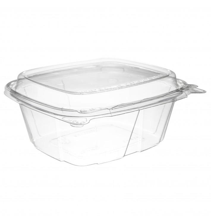 Envase Inviolable de Plástico PET Tapa Alta 355ml (200 Uds)